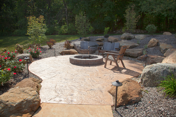 B T Klein S Landscaping Hardscapes Patios