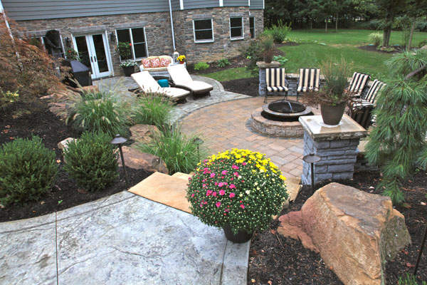 B.T Klein\'s Landscaping | Hardscapes | Patios