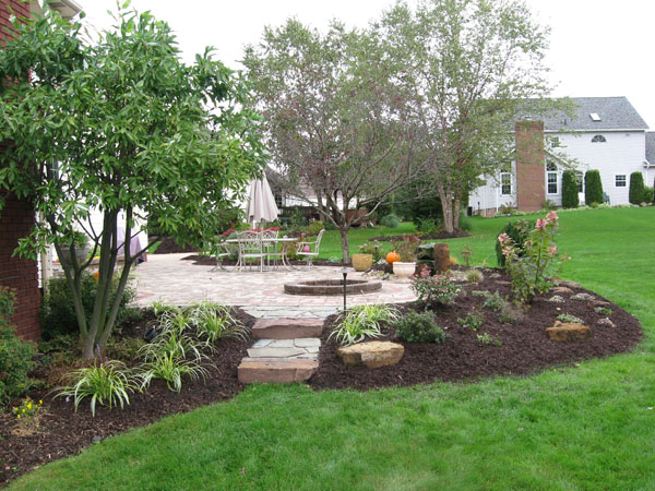 Landscaping Around The Patio Garden And Outdoor Living