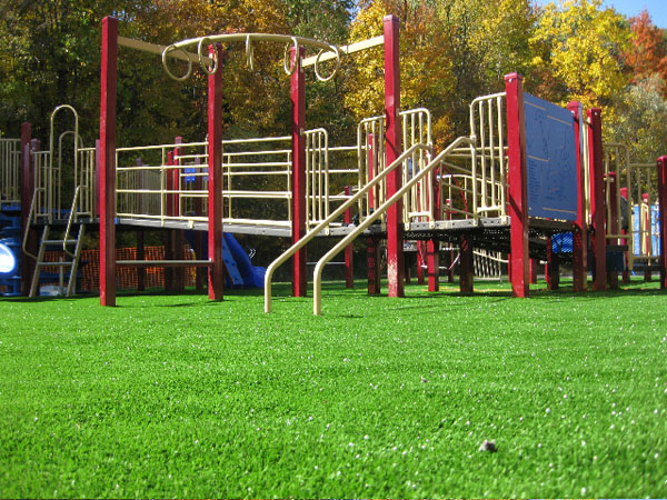 B T Klein S Landscaping Synthetic Turf Playground Grass