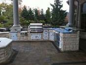 Full Service Outdoor Kitchen