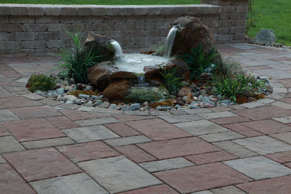 B.T Klein\'s Landscaping | Water Features | Hand Carved Natural Stone ...