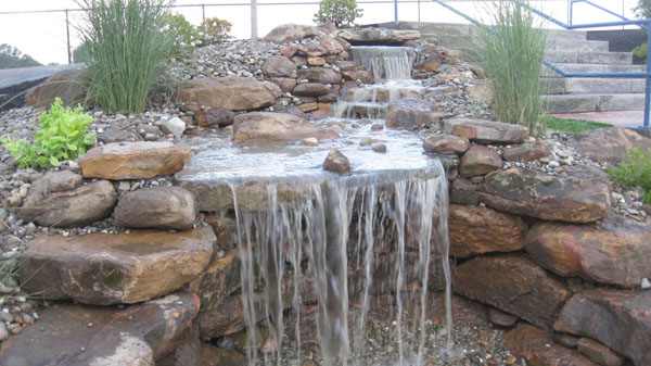 Stadium Pondless Waterfall